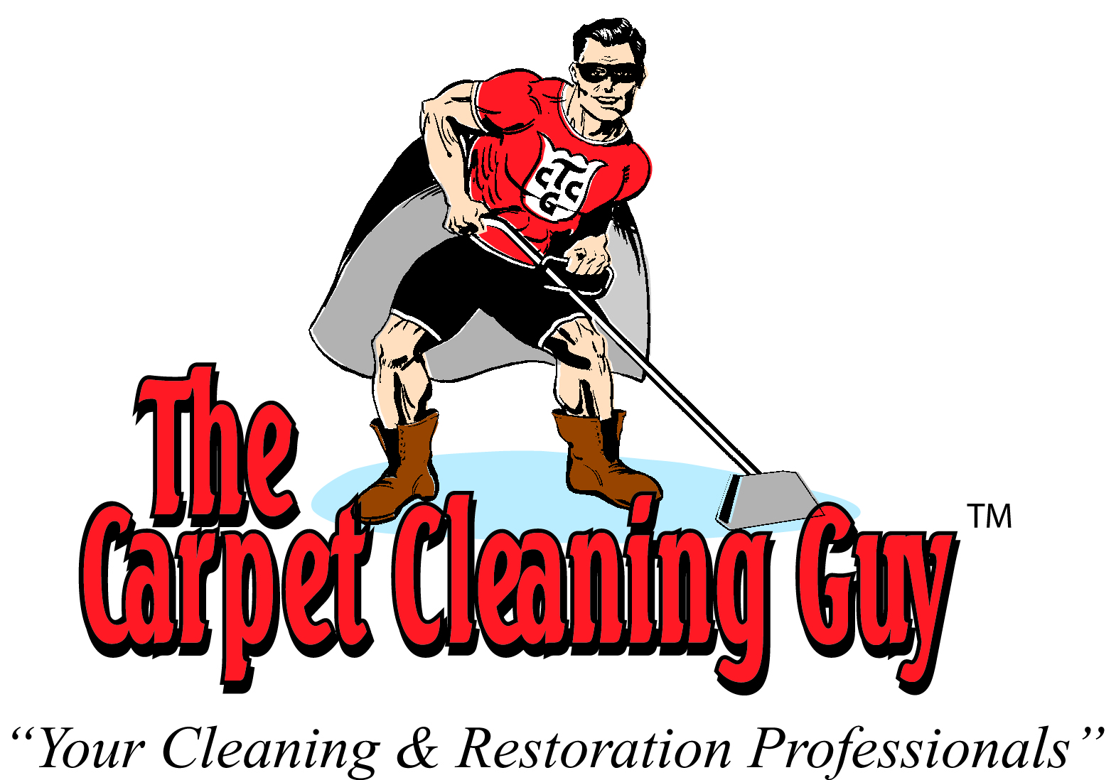 The Carpet Cleaning Guy